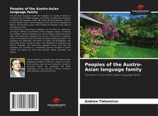 Bookcover of Peoples of the Austro-Asian language family