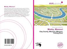 Bookcover of Mosby, Missouri