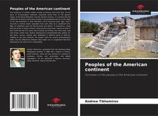Bookcover of Peoples of the American continent