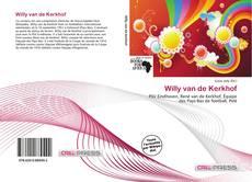 Bookcover of Willy van de Kerkhof