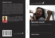 Portada del libro de Agresión sexual
