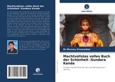 Couverture de Machtvollstes volles Buch der Schönheit :Sundara Kanda