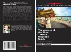 Обложка The peoples of the Sino-Tibetan language family