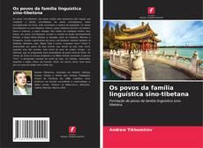 Portada del libro de Os povos da família linguística sino-tibetana