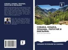Bookcover of СОБАКА, КОШКА, ЛОШАДЬ, ПОПУГАЙ И ОБЕЗЬЯНА.