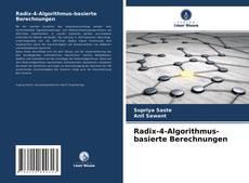 Buchcover von Radix-4-Algorithmus-basierte Berechnungen