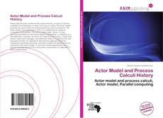 Capa do livro de Actor Model and Process Calculi History