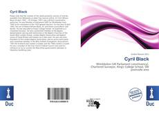 Bookcover of Cyril Black