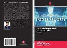 Обложка Uma visão geral do TOXICOLOGY