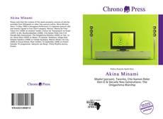 Bookcover of Akina Minami