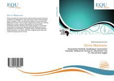 Bookcover of Steve Mautone