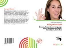 Bookcover of Gorgani Dialect
