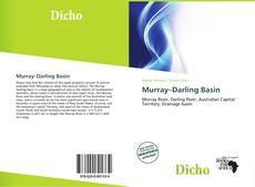 Portada del libro de Murray–Darling Basin