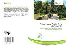 Portada del libro de Palmetum of Santa Cruz de Tenerife