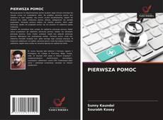 PIERWSZA POMOC kitap kapağı
