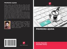 Capa do livro de PRIMEIRO AJUDA