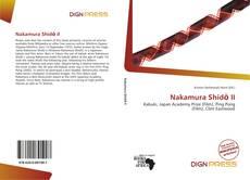 Обложка Nakamura Shidō II