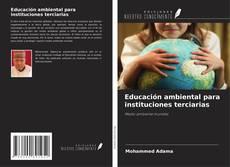 Portada del libro de Educación ambiental para instituciones terciarias