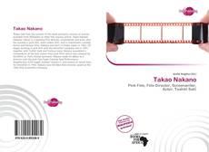 Portada del libro de Takao Nakano