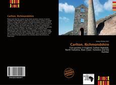 Copertina di Carlton, Richmondshire