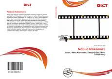 Buchcover von Nobuo Nakamura