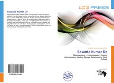 Basanta Kumar De的封面