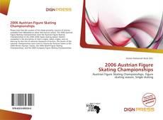 Обложка 2006 Austrian Figure Skating Championships
