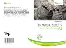 Bookcover of Zhu Yousong, Prince of Fu