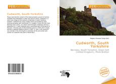 Bookcover of Cudworth, South Yorkshire
