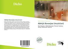 Abhijit Banerjee (musician)的封面