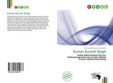 Capa do livro de Kumar Suresh Singh