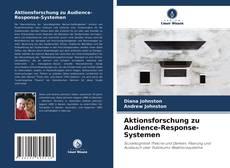 Bookcover of Aktionsforschung zu Audience-Response-Systemen