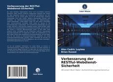 Обложка Verbesserung der RESTful-Webdienst-Sicherheit