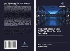 Обложка Het verbeteren van RESTful Web Service Security