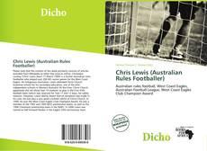 Copertina di Chris Lewis (Australian Rules Footballer)