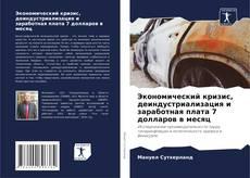 Bookcover of Экономический кризис, деиндустриализация и заработная плата 7 долларов в месяц