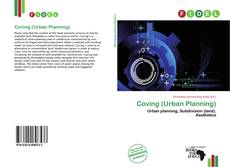 Bookcover of Coving (Urban Planning)