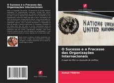 Portada del libro de O Sucesso e o Fracasso das Organizações Internacionais