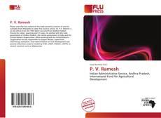Обложка P. V. Ramesh