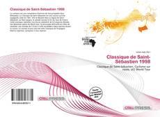 Portada del libro de Classique de Saint-Sébastien 1998