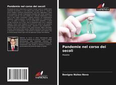 Portada del libro de Pandemie nel corso dei secoli