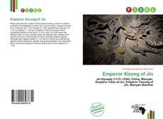 Portada del libro de Emperor Xizong of Jin