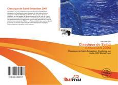 Portada del libro de Classique de Saint-Sébastien 2003