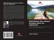 Borítókép a  Distribution des métaux toxiques dans les sédiments - hoz