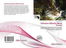 Bookcover of Isthmian-Atlantic Moist Forest