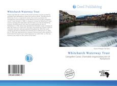 Capa do livro de Whitchurch Waterway Trust