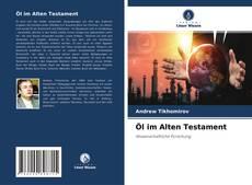 Bookcover of Öl im Alten Testament