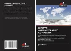 DIRITTO AMMINISTRATIVO COMPLETO的封面