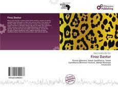 Bookcover of Firoz Dastur