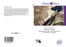 Portada del libro de Kajaki Dam